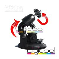 Wholesale Mount Tripod Holder for Car Window Suction Camera black new hot