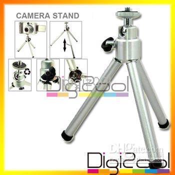 Wholesale Mini Metal Stretch Tripod Portable Stand Holder Bracket for DC Digital