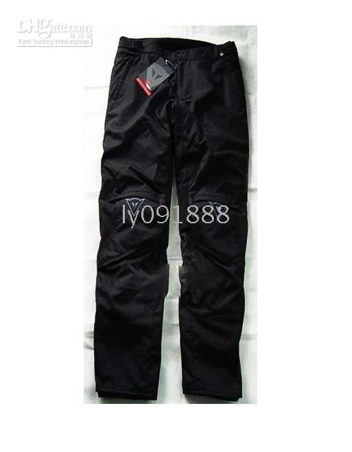 Wholesale motorcycle pants waterproof oxford fabric removable cotton liner