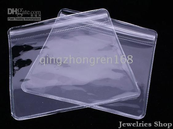 Wholesale 50 Thick White Plastic Poly Ziplock Zipper Bag x quot
