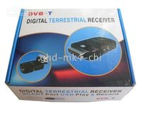 Wholesale 9pcs Great item DVB T SCART Receiver Digital TV hotselling