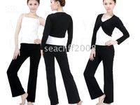 Wholesale Ha Van Slim three piece long sleeved clothing yoga