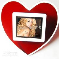 Wholesale inch MINI Digital photo frame support JPEG BMP special gift for Valentine s day