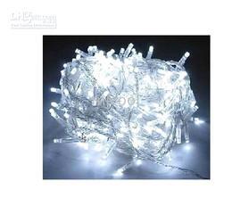 10M 100 LED Lights wholesale flashing light Christmas party Fairy wedding lighting Lamps