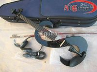 Wholesale Electric Violin Outfit BK New arrival practical with case