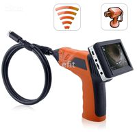 Wholesale Wireless Inspection Cameras with Color LCD Monitor See under closed Doors Sample