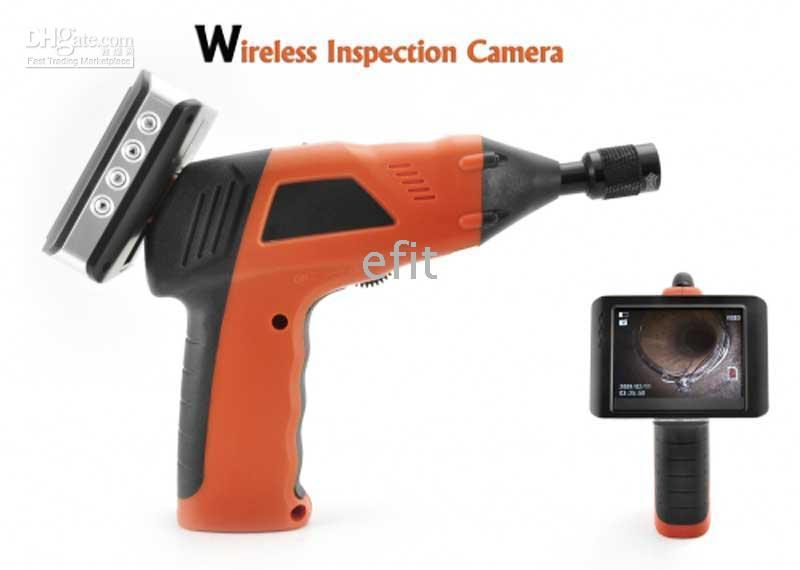 Wholesale Wireless Inspection Cameras with Color LCD Monitor See under closed Doors