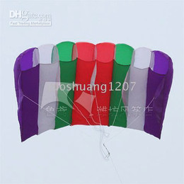 Rainbow Software kite eight holes and good ingredients umbrella umbrella cloth 1.8M