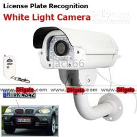 Wholesale CCTV SONY TVL Outdoor D N Plate mm Zoom Plate Number Camera