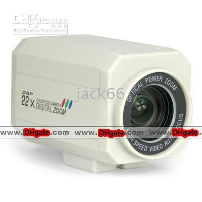 Wholesale DSP Vari focal Intergrated Color CCD Camera X Auto Focus DSP