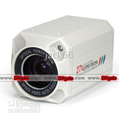 Wholesale DSP Varifocal Intergrated Color CCD Camera X Auto Focus