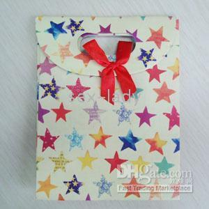 Jewelry Pouches,Bags advance paper bags - fashion High Quality More color With butterfly advanced Paper Gift Bags small