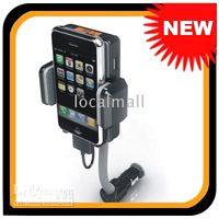 Wholesale Brand New iPhone FM Car Mount Charger Transmitter Cradle