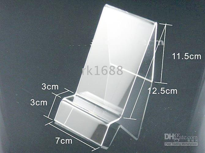 Wholesale Cell phone mobile phone Display Stands Holder stand goods shelf