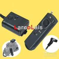 Wholesale Wireless Remote Shutter Release Trigger for Nikon D100 D200 D300 D700 Digital Cameras N1 LLSR6801