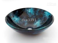 Wholesale Basins wash basin glass basin artistic basin sanitary ware products