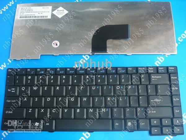 benq keyboard - BENQ Joybook Lite U121 Series US Layout keyboard NSK AHP01 J N0F82 P01