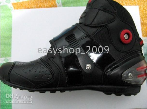 Wholesale 09 brief paragraph racing bike riding boots shoes and shoe knight boots racing boots