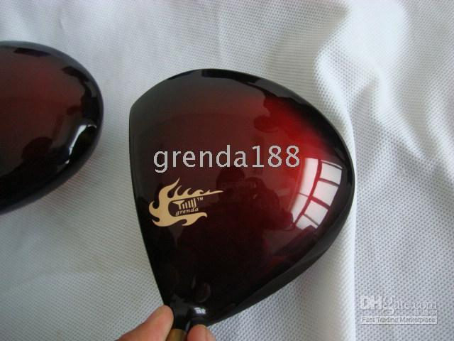 Wholesale golf clubs grenda d8 driver china top brand golf driver degree stiff flex