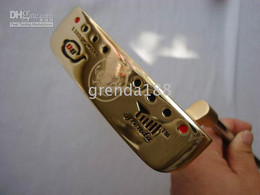 Wholesale New Grenda D8 golf puttters China No brand with steel shaft right hand golf clubs putter