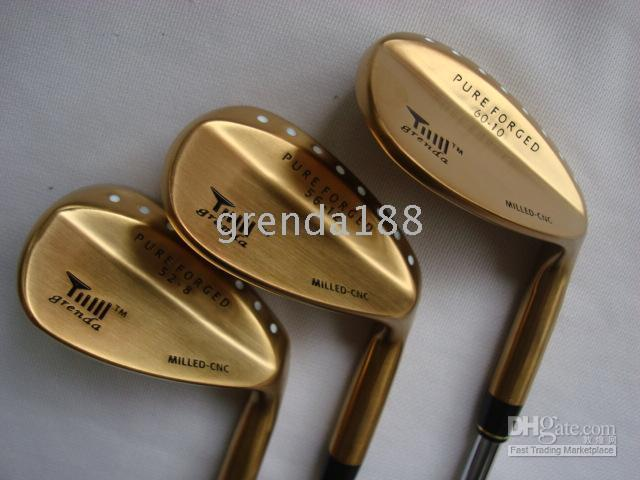 Wholesale grenda d8 wedges china NO1 brand golf club right hand golf wedge with steel shaft