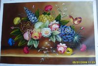 Wholesale Oil Paintings Handmade Oil paintings on Canvas Still Life and Flower Oil Paintings
