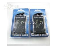 Wholesale solar battery Emergency Battery Phone Charger for cell phone Camera MP3 MP4 freeship