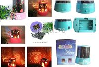 Wholesale Christmas Gifts Romantic starry sky lovers projector lamp Projector with electrical source