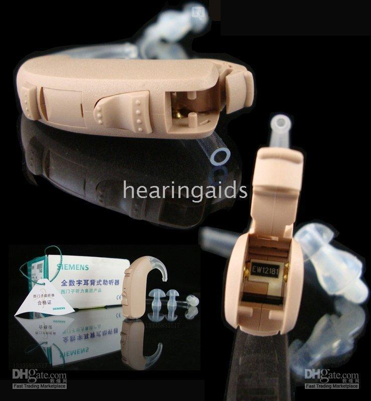 CE   Wholesale Dropshipping Retail Siemens High-Power LOTUS 23P 2CH BTE Hearing Aid NEW !