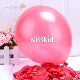 200Pcs Latex Assorted Red Balloon Wedding Favor Celebration Birthday Party Decorations New