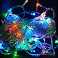 Wholesale 10pcs V Christmas Wedding LED M String Fairy Lights