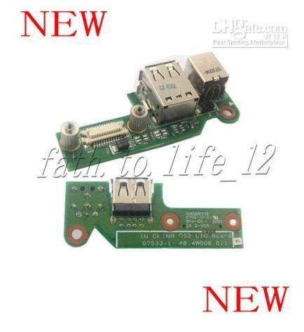 Wholesale Dell Inspiron DC Power Jack USB Board W006
