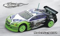 Wholesale HSP th Scale WD G RTR On Road Nitro Gas Powered Touring RC Car Speed Engine CXP