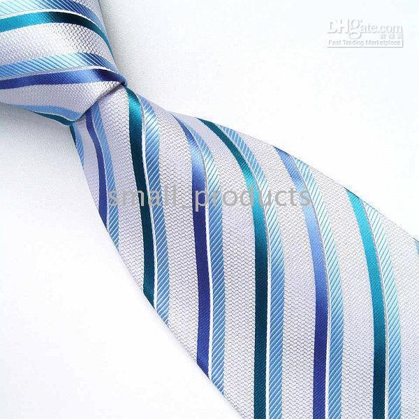 Wholesale Mens Ties Necktie dress tie Neck TIE Stripe silk factory s tie men s ties p new sell