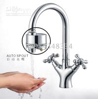 Wholesale Auto Spout with Save Water amp DIY installation for hospital kitchen normal faucet become into hand free the most convenient auto tap