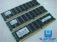 Wholesale original Samsung DDR MB PC U PC3200U PC3200 DRAM RAM long dimm PIN for desktop
