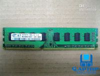 Wholesale original Samsung DDR3 MB G PC3 U PC3 DRAM RAM long dimm Pin for desktop