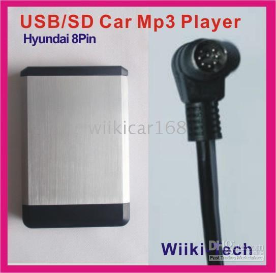Wholesale Car Adapter aux interface for Hyundai
