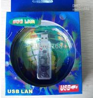 Wholesale M USB Ethernet Network LAN Adapter NIC RJ45 Card