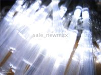 Wholesale Christmas light m LED Fibre optic contact light LED bulbs white blue MC LSF LED