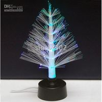 Wholesale USB Christmas Tree Fiber Optic Christmas Tree with color LED