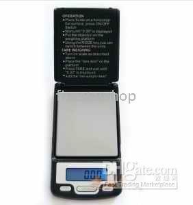 Cheap GRAM Carat DIGITAL Mini Herb POCKET SCALE 100g X 0.01 Wholesale W005-100