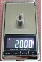 Wholesale GRAM Carat DIGITAL Mini JEWElRY POCKET SCALE g X