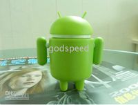 Wholesale Google robot Toy for Google Android Mini Green Toy collectible comiccon robot amp Christmas Gift