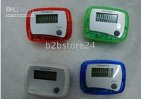 Step Calorie Counter Walking Distance LCD Pedometer New High...