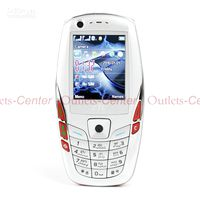 Wholesale Unlocked ZTC cell phone Dual Band Dual Sim Standby Dual cameras red NOT work in the USA