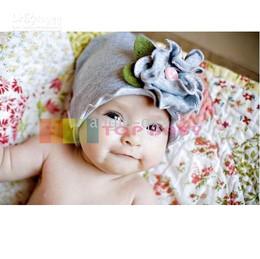 hot sale Children's Caps flower Hats Baby caps nice baby cap girl's hat boys' caps new born hat CL13