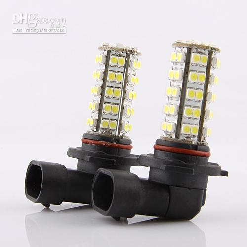 acura tsx led - Simple CAR LED SMD XENON WHITE BULBS FOG LIGHT V