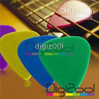 Wholesale Acoustic Electric Bulk Guitar Picks Plectrums plastic mini new hot