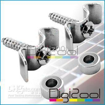 Wholesale Guitar Roller String Tree Guide Retainer Spacer Screw new hot